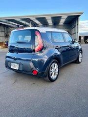 2015 Kia Soul PS MY15 SI Blue 6 Speed Sports Automatic Hatchback