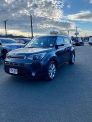 2015 Kia Soul PS MY15 SI Blue 6 Speed Sports Automatic Hatchback.