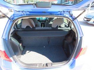 2006 Honda Jazz Upgrade GLi Purplish Blue Continuous Variable Hatchback