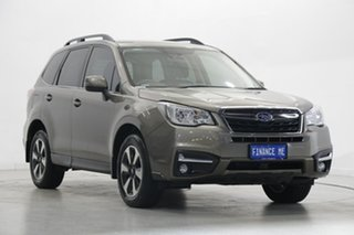 2018 Subaru Forester S4 MY18 2.0D-L CVT AWD Sepia Bronze 7 Speed Constant Variable Wagon