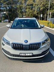 2018 Skoda Karoq NU MY19 110TSI DSG FWD Grey 7 Speed Sports Automatic Dual Clutch Wagon