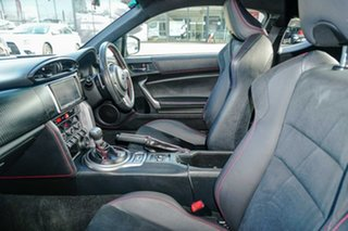 2014 Subaru BRZ Z1 MY14 Black 6 Speed Sports Automatic Coupe