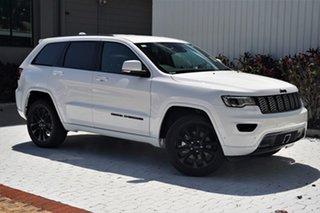 2021 Jeep Grand Cherokee WK MY21 Night Eagle Bright White 8 Speed Sports Automatic Wagon.
