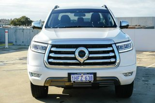 2020 Great Wall Steed K2 4x2 White 6 Speed Manual Cab Chassis