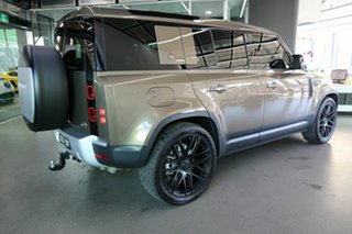 2020 Land Rover Defender L663 20.5MY S Brown 8 Speed Sports Automatic Wagon