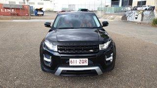 2013 Land Rover Range Rover Evoque LV SD4 Dynamic Black 6 Speed Automatic Wagon