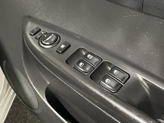 2015 Hyundai i20 PB MY15 Active Sleek Silver 4 Speed Automatic Hatchback