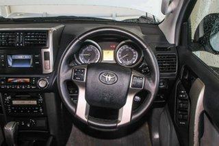 2010 Toyota Landcruiser Prado GRJ150R GXL (4x4) Glacier White 5 Speed Sequential Auto Wagon