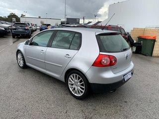 2008 Volkswagen Golf 1K MY08 Upgrade GT Sport TSI Silver 6 Speed Direct Shift Hatchback
