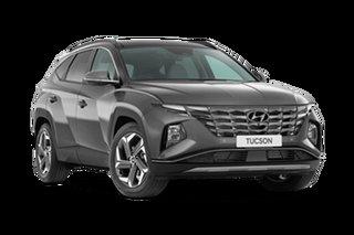 2021 Hyundai Tucson NX4.V1 Highlander Titan Gray 6 Speed Automatic SUV