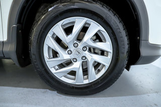2015 Honda CR-V RM Series II MY16 VTi-S 4WD White 5 Speed Sports Automatic Wagon