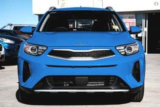 2021 Kia Stonic YB MY22 S FWD Blue 6 Speed Automatic Wagon.