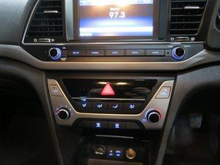 2017 Hyundai Elantra AD MY17 Active White 6 Speed Manual Sedan
