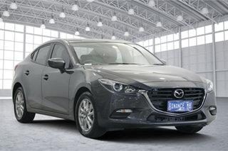 2018 Mazda 3 BN5478 Neo SKYACTIV-Drive Sport Grey 6 Speed Sports Automatic Hatchback.