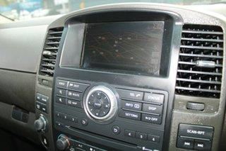 2012 Nissan Pathfinder R51 Series 4 TI (4x4) Blue 5 Speed Automatic Wagon