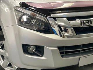 2014 Isuzu D-MAX MY14 LS-U Crew Cab Silver 5 Speed Sports Automatic Utility.