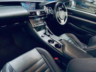 2018 Lexus RC ASC10R RC300 Luxury Black 8 Speed Sports Automatic Coupe
