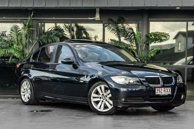 Used BMW 3 Series E90 MY08 320i Steptronic Bowen Hills, 2008 BMW 3 Series E90 MY08 320i Steptronic Blue 6 Speed Sports Automatic Sedan