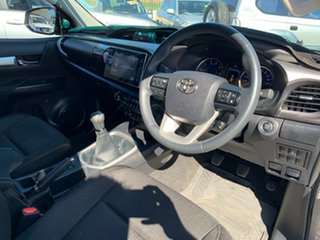 2016 Toyota Hilux GUN126R SR5 (4x4) 6 Speed Manual Dual Cab Utility
