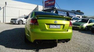 2008 Holden Commodore VE MY09 SV6 Green 5 Speed Sports Automatic Sedan