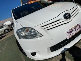 2011 Toyota Corolla ZRE152R MY11 Ascent 4 Speed Automatic Hatchback.