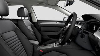 2021 Volkswagen Passat Elegance Pure White 6 Speed Semi Auto Sedan