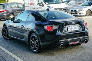 2014 Subaru BRZ Z1 MY14 Black 6 Speed Sports Automatic Coupe.