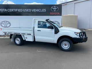 2015 Ford Ranger PX MkII XL 3.2 (4x4) 6 Speed Manual Cab Chassis.