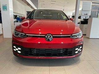 2021 Volkswagen Golf GTI DSG Red 8 Speed Automatic Hatchback.