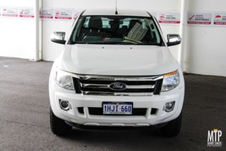 2014 Ford Ranger PX XLT 3.2 (4x4) 6 Speed Automatic Double Cab Pick Up.