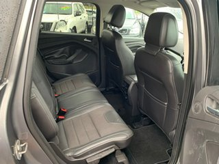 2014 Ford Kuga TF MK 2 Trend (AWD) Black 6 Speed Automatic Wagon