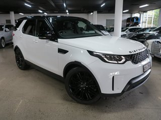 2020 Land Rover Discovery Series 5 L462 MY20 SD4 HSE White 8 Speed Sports Automatic Wagon.
