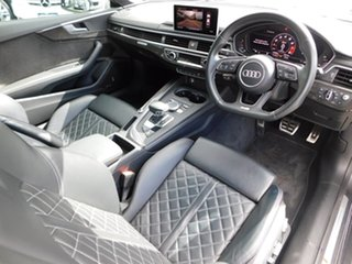 2017 Audi S5 F5 MY18 Tiptronic Quattro Grey 8 Speed Sports Automatic Coupe
