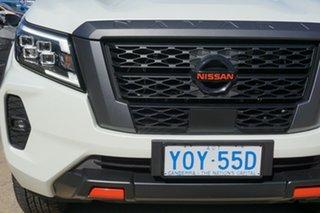 2021 Nissan Navara D23 MY21 Pro-4X White Pearl 7 Speed Sports Automatic Utility