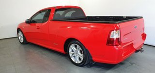 2009 Ford Falcon FG XR6 Ute Super Cab Red 6 Speed Manual Utility