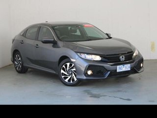 2018 Honda Civic MY17 VTi-S Modern Steel Continuous Variable Hatchback