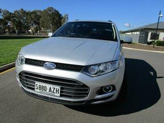 2011 Ford Territory SZ TX (RWD) Silver 6 Speed Automatic Wagon