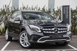 2019 Mercedes-Benz GLA-Class GLA180 DCT Urban Edition Cosmos Black 7 Speed.