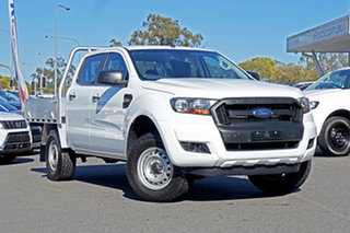 2017 Ford Ranger PX MkII XL Hi-Rider White 6 Speed Sports Automatic Utility.
