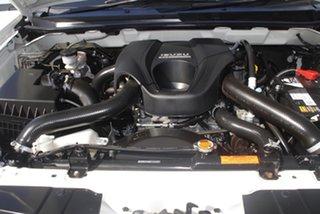 2013 Isuzu D-MAX MY12 LS Crew Cab 4x2 High Ride Splash White 5 Speed Sports Automatic Utility