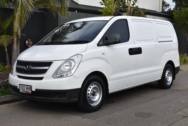 Used Hyundai iLOAD TQ2-V MY15 Brighton, 2014 Hyundai iLOAD TQ2-V MY15 White 5 Speed Automatic Van