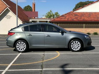 2016 Holden Cruze JH Series II MY16 Equipe Grey 6 Speed Sports Automatic Hatchback.