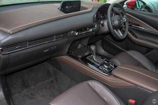 2021 Mazda CX-30 DM2WLA G25 SKYACTIV-Drive Astina Red 6 Speed Sports Automatic Wagon