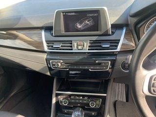 2014 BMW 2 Series F45 220i Active Tourer Steptronic Luxury Line Black 8 Speed Automatic Hatchback