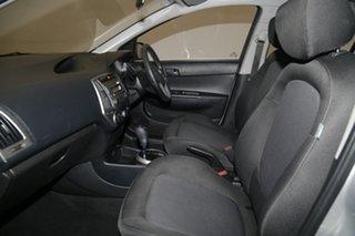 2013 Hyundai i20 PB MY13 Active Sleek Silver 4 Speed Automatic Hatchback