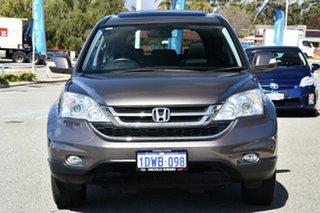 2011 Honda CR-V RE MY2011 Luxury 4WD Grey 5 Speed Automatic Wagon
