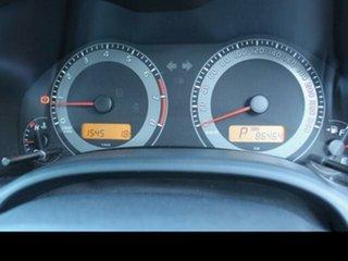 2012 Toyota Corolla ZRE152R MY11 Ascent Glacier White 4 Speed Automatic Sedan