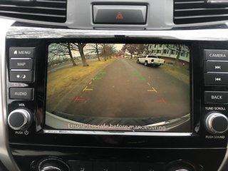 2019 Nissan Navara D23 S3 ST King Cab Polar White 7 Speed Sports Automatic Utility