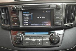 2015 Toyota RAV4 ASA44R MY14 GXL AWD Silver 6 Speed Sports Automatic Wagon