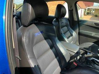 2012 Ford Falcon FG MkII XR6 Limited Edition Blue 6 Speed Manual Sedan